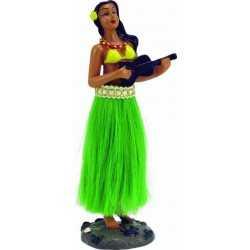 Figurine Aloha Doll