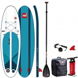 Red Paddle 9'6 x 32 sup compact pack