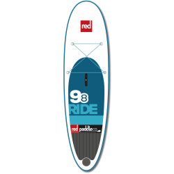 Red Paddle 9'8 Ride MSL Fusion