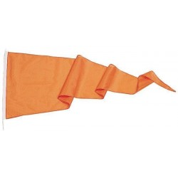 flamme orange pour tracter