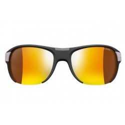 Julbo regatta noir marron polarized gold 3+