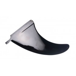 single fin us box black 10""