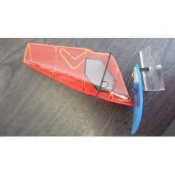 Mini Planche Déco maquette windsurf Starboard severne