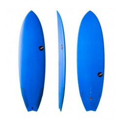 NSP protech Fish 6'4 Blue