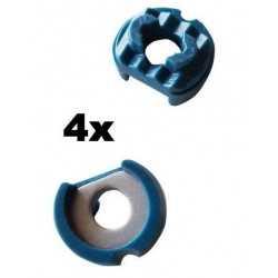 F-one rondelle pads/straps (set de 4)