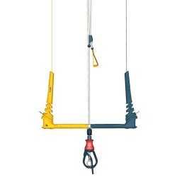 F-One barre Linx 2020 52/45cm réglable