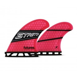 Futures stretch hex pink