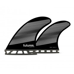 Futures QF6 hex leg gray/ black legacy