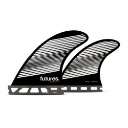 Futures QF4 hex leg gray/ black legacy