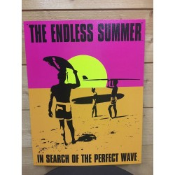 PLAQUES METAL SURFPISTOLS Endless Summer