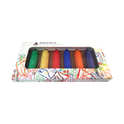 GREENFIX SURF WAX Crayons...