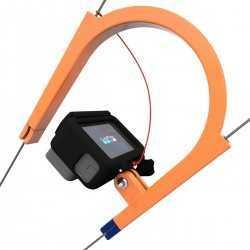 UGo kite line mount support...