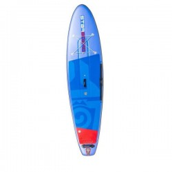 "starboard sup 10'4 x 32"" igo deluxe dc + pagaie"