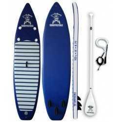 Surfpistol SUP SNSM + pagaie