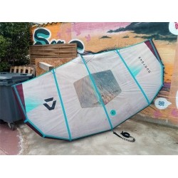 Duotone wing 4m² Aile + boom + leash occasion