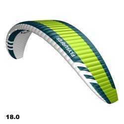 Flysurfer sonic 3 18m²...