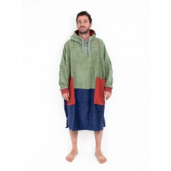 All In Poncho manches longues