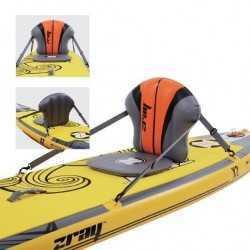 Siége Kayak Z Ray pour Sup Skiffo Noir