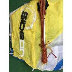 SideOn trainer kite 2m² +...