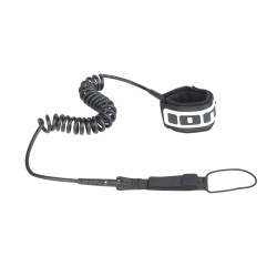 ION Sup Leash coiled