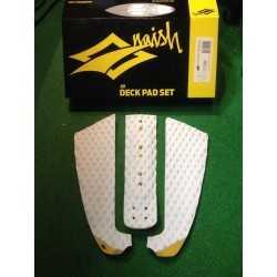 Naish deck pads set 3d 3 pieces