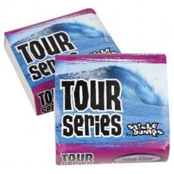Surf wax Sticky Bumps Tour Series 2 3x plus collante