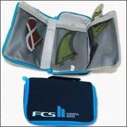 FCS Shortboard 3 fin wallet Housse d'Ailerons