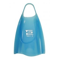 Hydro palme fins Ice blue tech2