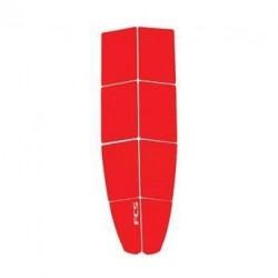FCS SUP Grip Dimples Fire Engine Red