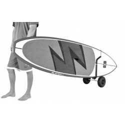 Chariot sup longboard ocean&earth