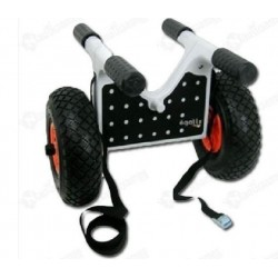 Egalis chariot de transpot roue gonflable