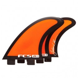 FCS JW-1 PG tri fin set Medium