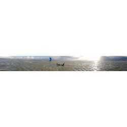 Cours de Kitesurf séance...