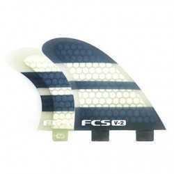 FCS V2 PC Quad FIN Set
