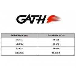 Gath Casque HAT surf convertible bandeau EVA carbon