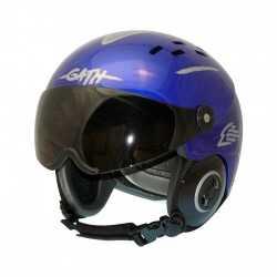 Gath visor smoke half face
