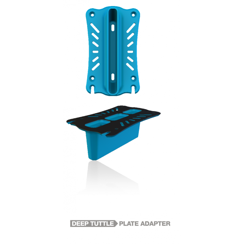 F-One Deep tuttle - platine adaptateur