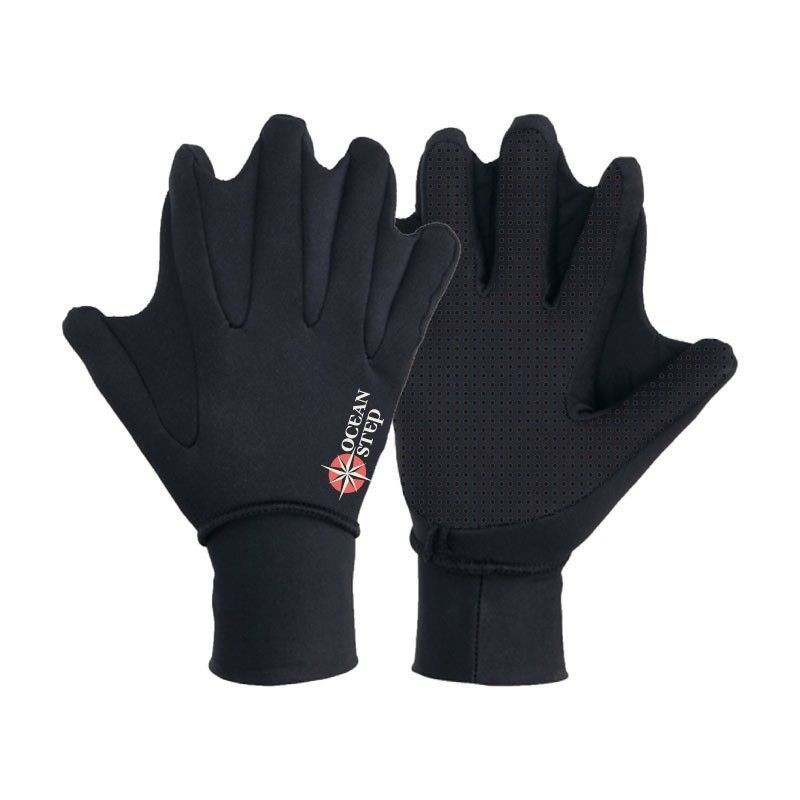 Oceanstep gants palmés 2mm