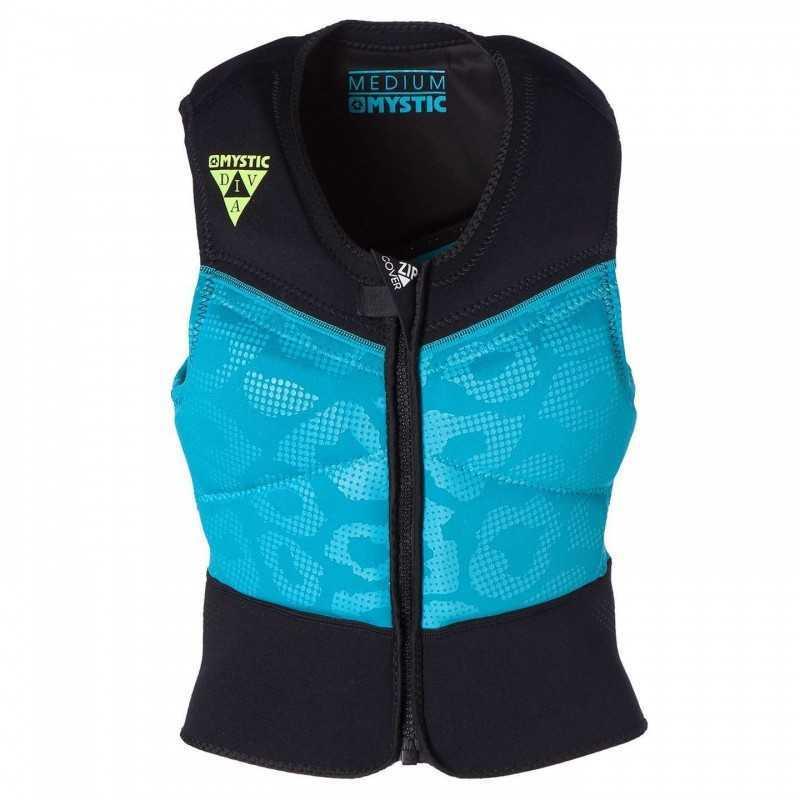 Mystic Diva D3O kite vest