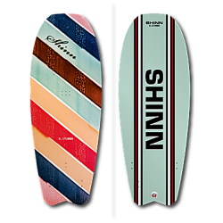 Shinn Stubbo + pads AV/AR