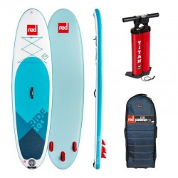 Pack Red Paddle 10'8X34 Ride 2018