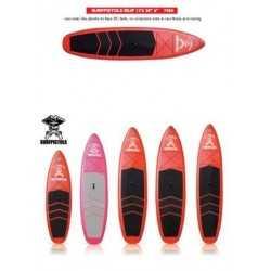Surfpistol iSUP 9'4 + pagaie