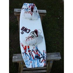 wakeboard CWB 140 + chausses 9-11 occasion
